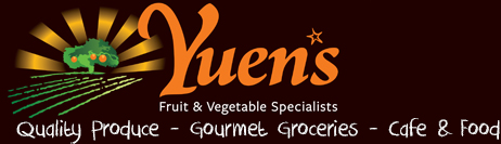 Yuens Fruit and Vegetables Specialists Logo